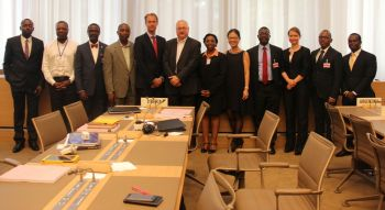 WTO 3rd working party technical team