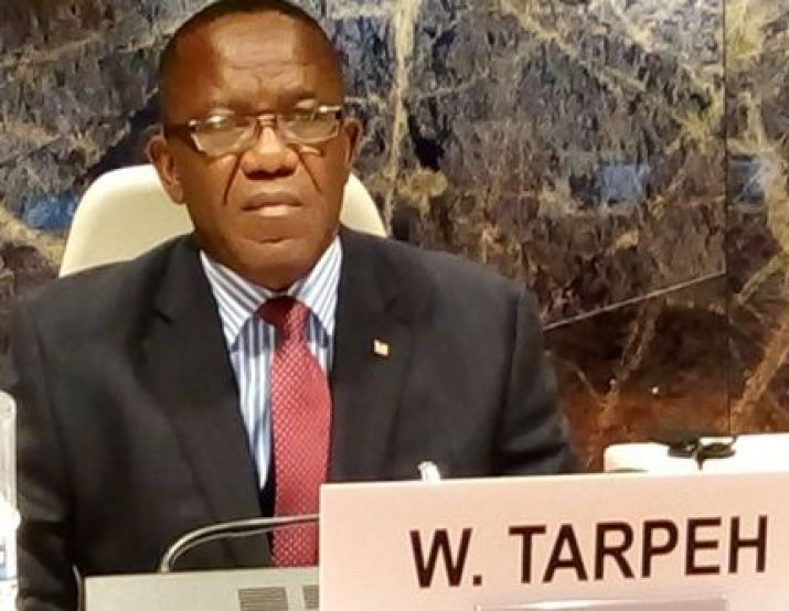 Prof. Wilson K. Tarpeh participates in UNCTAD e-Commerce Week, April 16-20, 2018 in Geneva, Switzerland