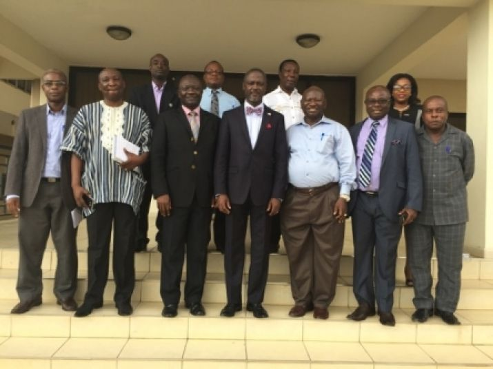 Commerce Minister Returns from Trade Mission to Ghana with Liberia's major Oil Palm Investors in an effort to support export of Liberia's Crude Palm Oil (CPO) to Ghana