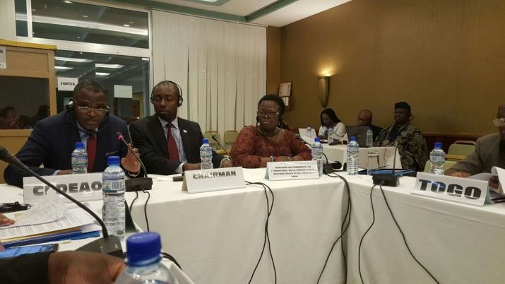 Liberia Chairs West African Trade Ministers Meeting in Lome, Togo