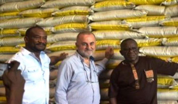103,000 Metric Tons of Rice Currently Available ---more expected