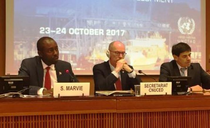 Liberia Participates in UNCTAD Multi-Year Expert Meeting on Transport and Trade Logistics and Hold Bilateral with the Swedish National Board of Trade