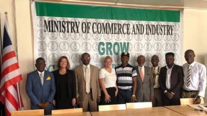 Min.  Of Commerce In Collaboration With the Swedish National Board of Trade conducts Stakeholders bilateral Consultative meetings on the ratification and implementation of WTO Trade Facilitation Agreement